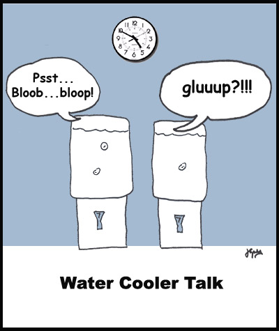 Cooler Chat