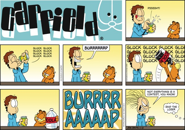 The Garfield Show A Game Of Cat And Mouse