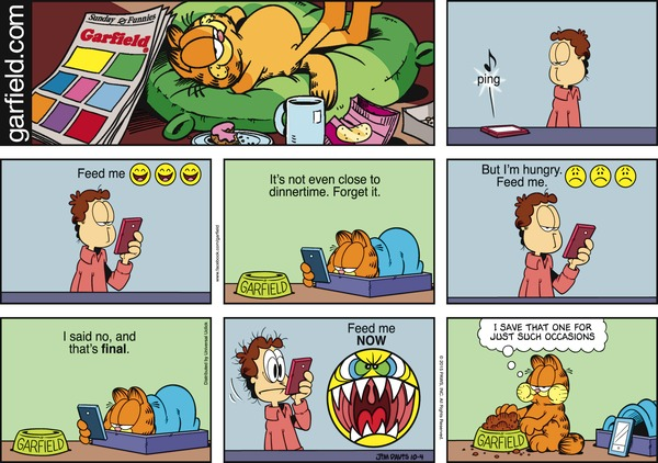 Garfield Ymmv Tv Tropes