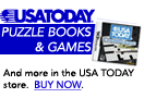 USA Today Puzzle Books & Games