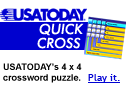USATODAY Quick Cross
